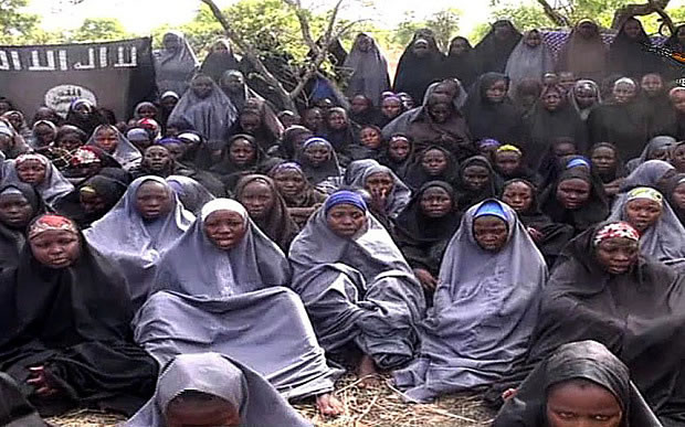 Image result for Another Chibok girl rescued in Borno