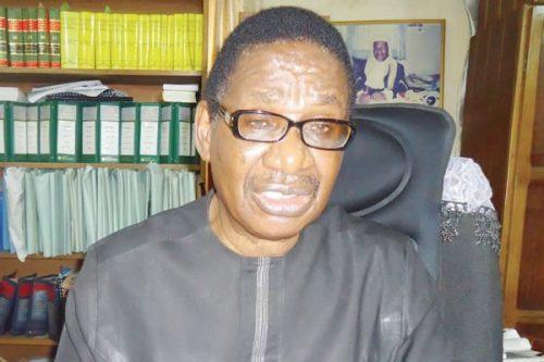 Sagay slams Buhari`s critics Over Dead appointees