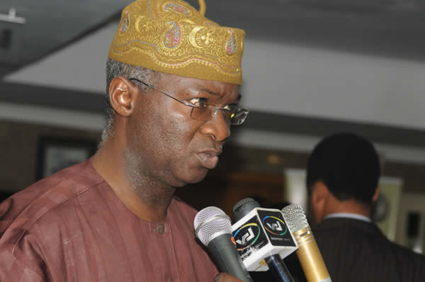 Consumers free to buy electricity directly from Gencos – Fashola