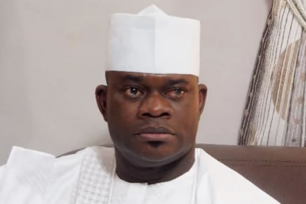 Image result for Tweet   Share  Pin it  +1 Kogi State Governor, Yahaya Bello