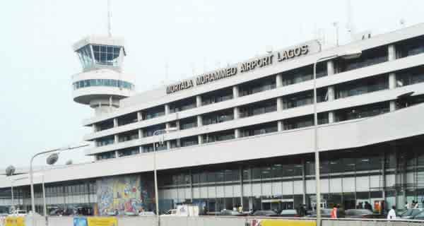 Image result for Murtala Muhammed International Airport, Lagos