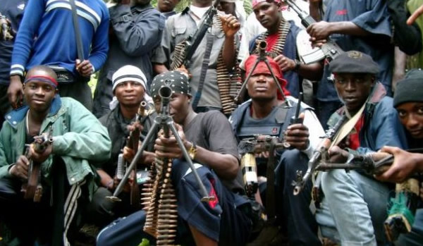 Image result for N'Delta militants demand restructuring, threaten fresh attacks