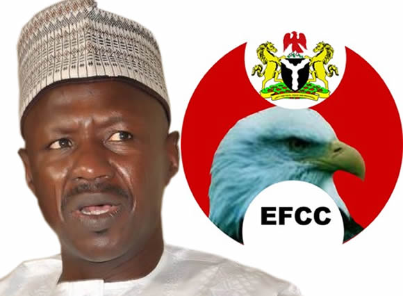 Image result for Anti-graft war: EFCC gets 113 convictions in six months - Magu
