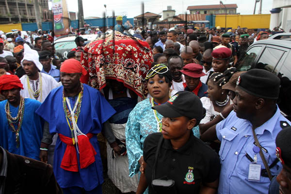 Image result for The Osun Osogbo Festival