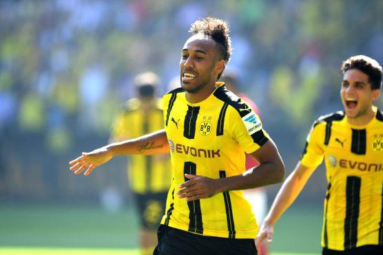 Arsenal offer Dortmund S61.1m for Aubameyang