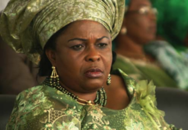 Image result for Patience Jonathan Loses Bid To Reclaim Seized $5.9m