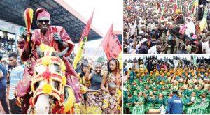 Ojude Oba festival excites Awujale, Amosun