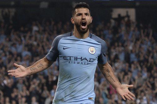 Man City striker Aguero suffers broken rib in car accident