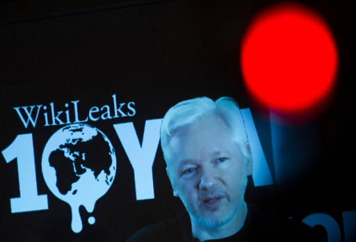 7-year detention: I will not forgive or forget - Assange