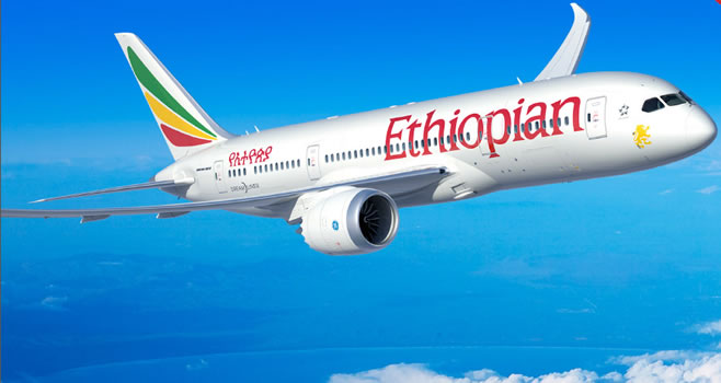 Ethiopian Airlines operates first all women flight to Nigeria