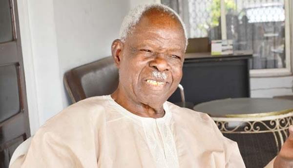 Image result for Ekiti names Govt House, hospital after Gen. Adebayo