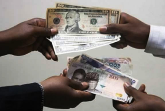 Image result for Naira closes at 365 despite CBN dollar sales