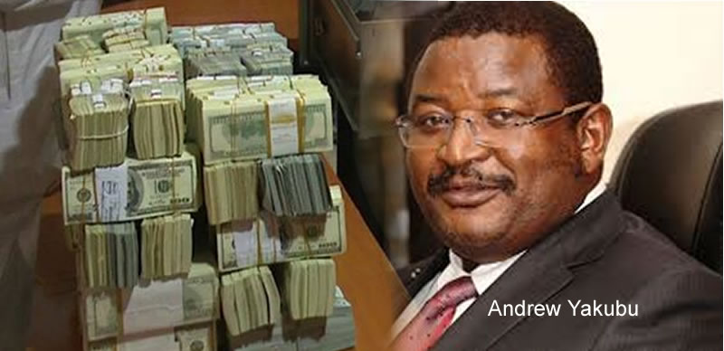 Image result for How we found $9.8m, £74,000 in ex-NNPC boss' house – Witness