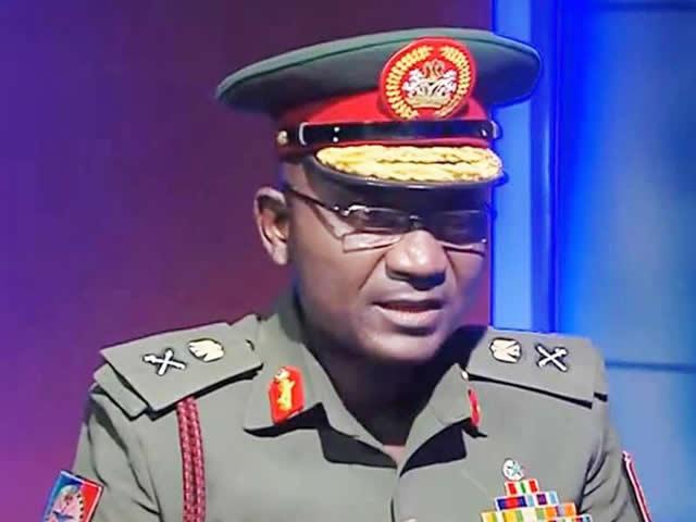 B'Haram: DHQ dismisses US report, says Fayose seeking relevance