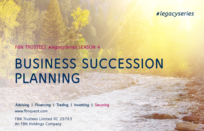 SPONSORED: Business Succession Planning
