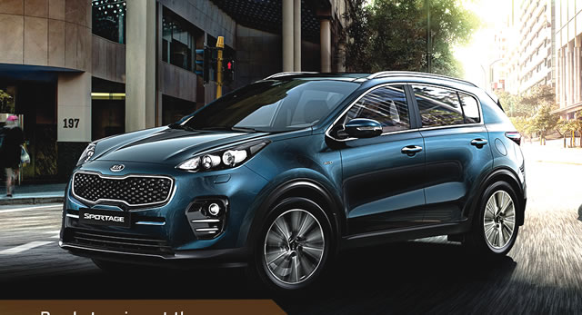 kia unveils nigeria made 2018 sportage punch newspapers. Black Bedroom Furniture Sets. Home Design Ideas