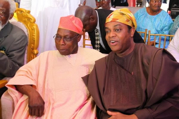 PHOTOS: Against all odds, Obasanjo weds Adebutu