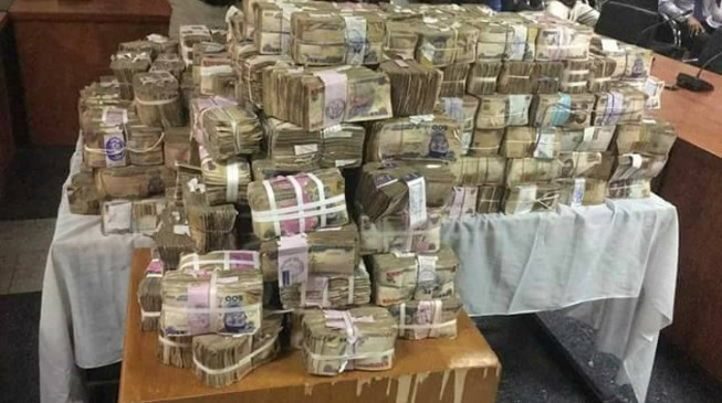 Court orders forfeiture of N449m found in Lagos shop