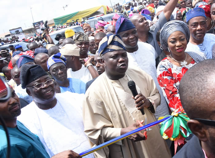 Taxpayers deserve praise for Lagos projects – Ambode