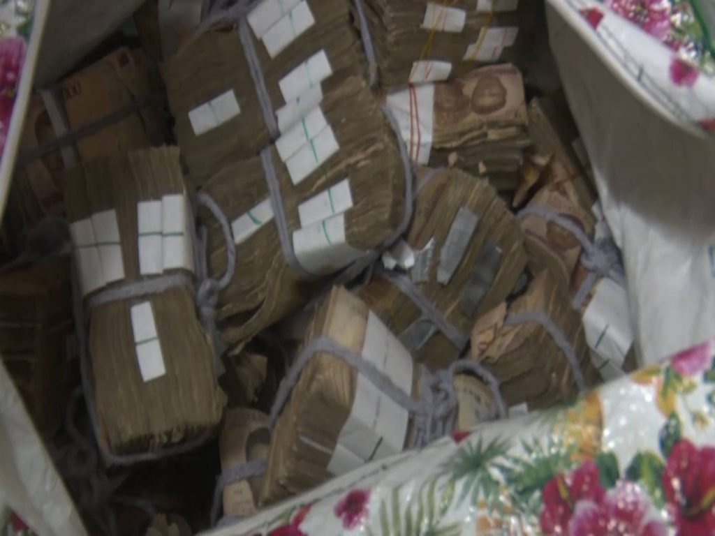 PHOTOS: N449.6m forfeited to FG