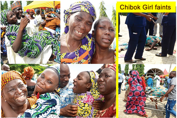 Chibok parents beg Buhari to pay more ransom for other girls