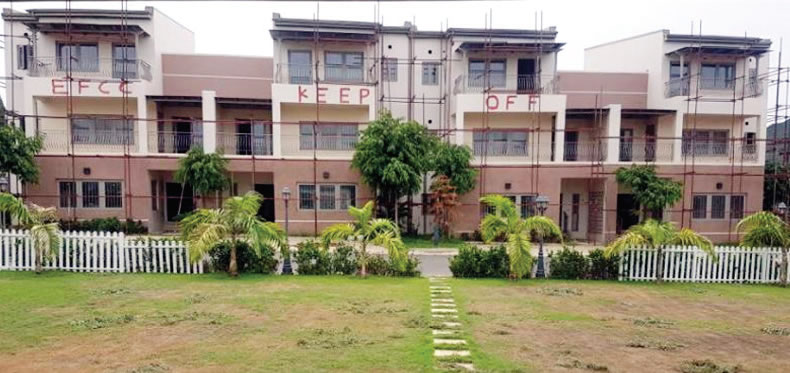 $2.1bn: EFCC seizes 18 houses from Dasuki's associate