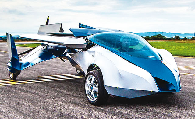 Toyota joins flying car project – Punch Newspapers
