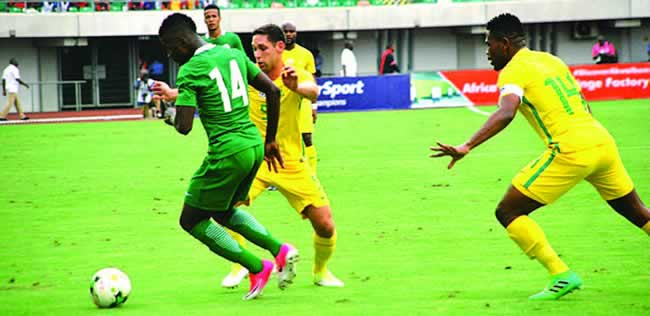 Image result for AFCON Qualifier: Green Confidence Eagles'll qualify