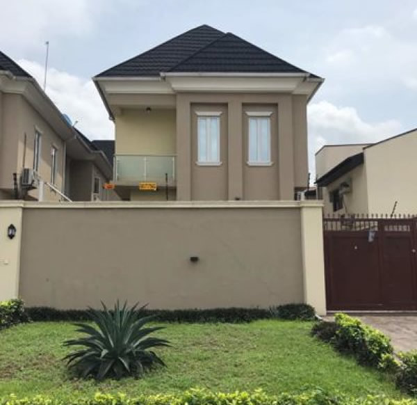 PHOTOS: Kidnap kingpin Evans' mansions in Lagos