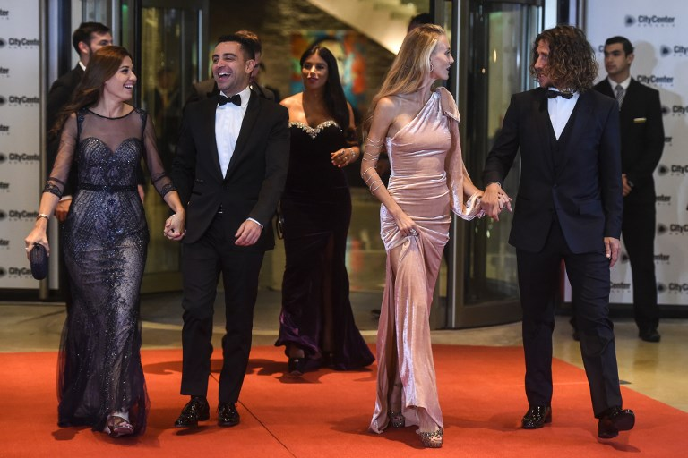 PHOTOS: Stars, glitz and glamour as Messi weds childhood sweetheart