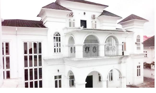 Image result for EFCC seals mansion belongs to ex-NDDC Finance director