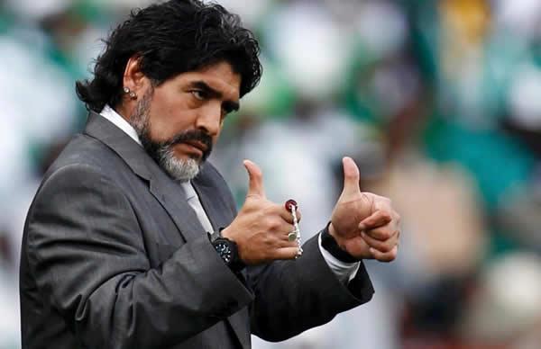 My five most memorable World Cup moments – Maradona