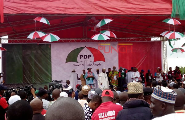 2019 elections: PDP to commence 'Operation Show you PVCs' at rallies