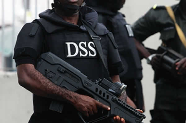 Foreigners employed to kill in Benue, others, DSS tells Buhari
