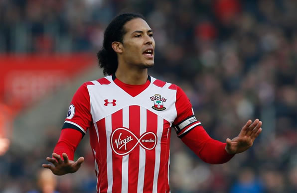 Liverpool land van Dijk in world record deal #baydorzblogng