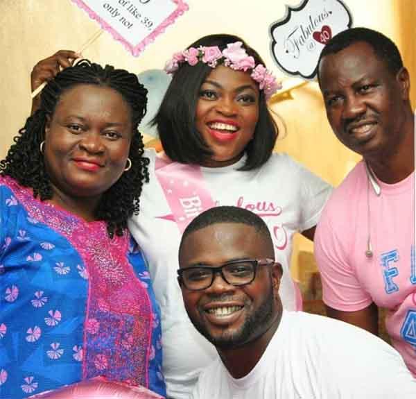 PHOTOS: Funke Akindele's 40th Birthday Party