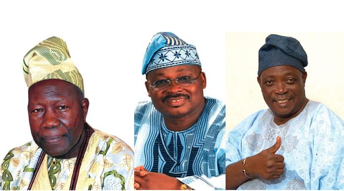 Image result for My gentility isn't cowardice, Ajimobi tells Olubadan