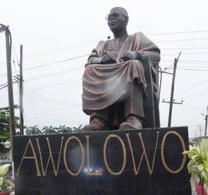 Veteran artists ask Ambode to rebuild Awo's statue