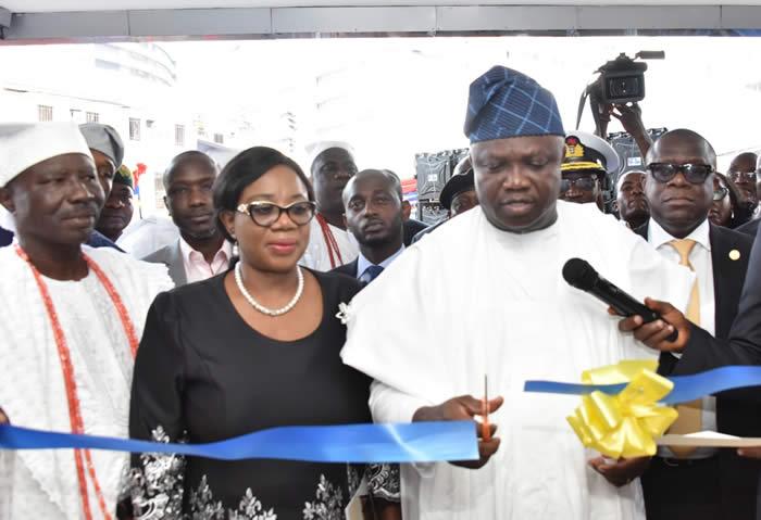 Ambode promises 20,000 houses in three years