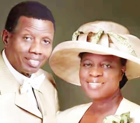 Yerima 'remarries' Adeboye, wife on stage
