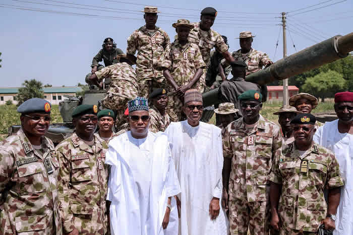 Image result for BUHARI MAIDUGURI