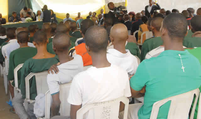 Inside Badagry Prison where inmates live on N120 meal per day