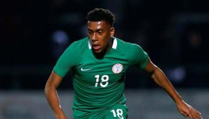 The changing face of Nigeria's football  • Europe-born/raised players dominate Eagles