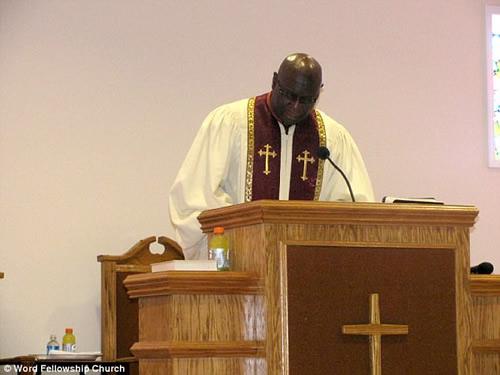 Pastor Billy Walker