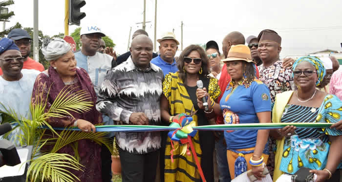 Image result for ambode and fela images