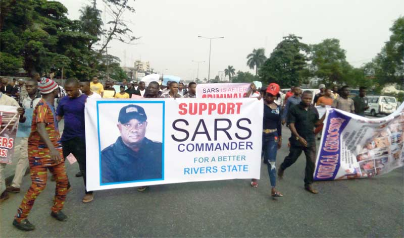 Image result for Civil Society groups rally in support of SARS