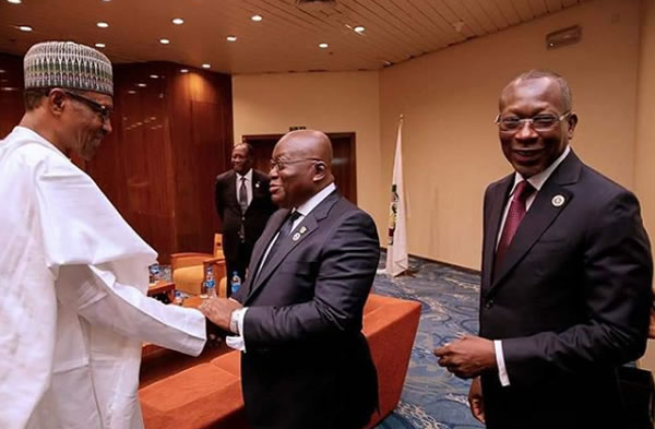 PHOTOS: ECOWAS Heads of State summit opens in Abuja