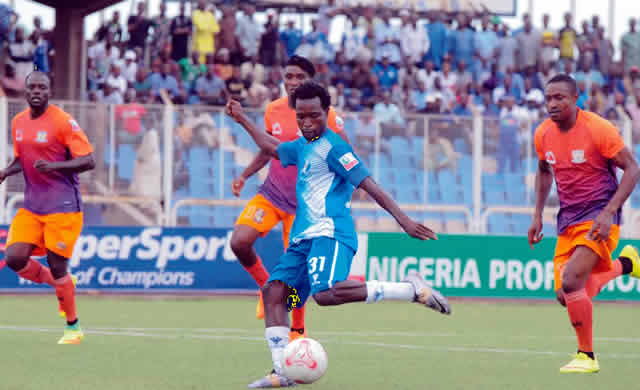 We play on empty stomachs, borrow money to eat  — Nigerian footballers