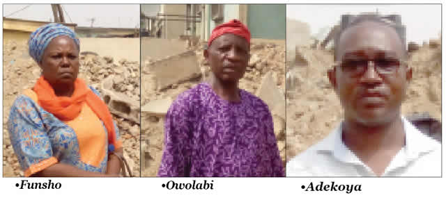 Ambode's Flyover: Agony, lamentations by Agege homeowners as demolitions continue