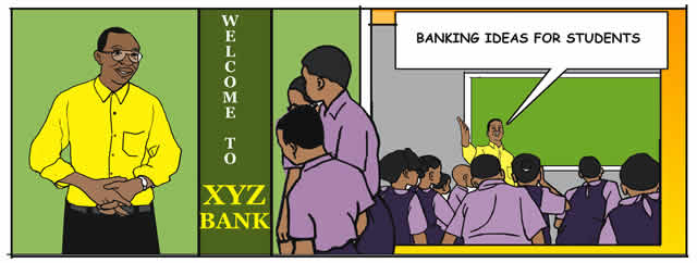 Seven banking ideas for students